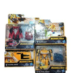 4 Transformers Energon Igniters Lot bumblebee